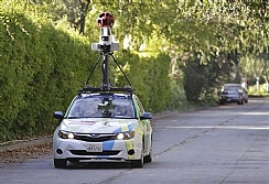 The Street View Google-car