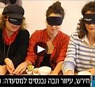 """סרטון: ארוחת חושים בנמל ת""""א"""