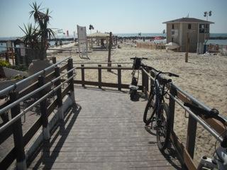 הדרך אל החוף
