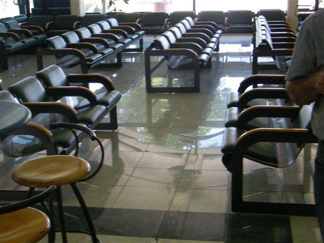אולם הנוסעים בשדה התעופה