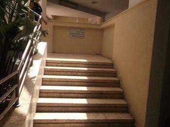 מדרגות בין קומות