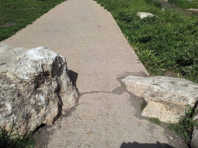 הצרת המסלול