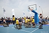 basketball in wheelchairs