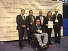 Access Israel managers with the award