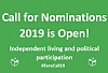 CALL FOR NOMINATIONS 2019 IS OPEN!