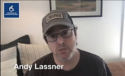 Andy Lassner, Producer of the Ellen DeGeneres show