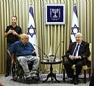 מציינים 20 שנה לנגישות ישראל בבית הנשיא