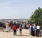 """טיול בירושלים - אורחים מחו""""ל בוועידת נגישות ישראל ה-7"""