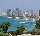 """טיול בת""""א - אורחים מחו""""ל בוועידת נגישות ישראל ה-7"""