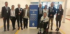 """Access Israel's delegation participates in the UN's """"ENABLE"""" conference"""