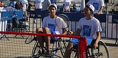 """""""Feeling Accessibility"""" happening at the Tel-Aviv port"""