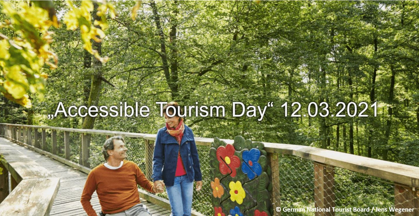 Accessible Tourism Day 12.3.2021