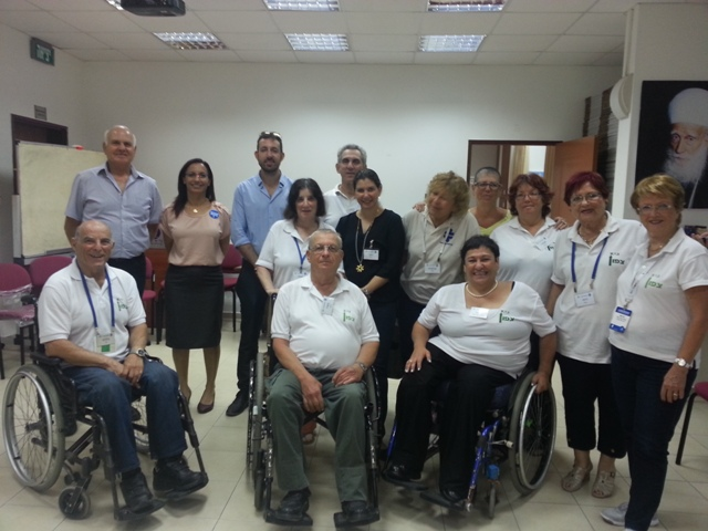 the directors and volunteers of Access Israel North (A.I.N)