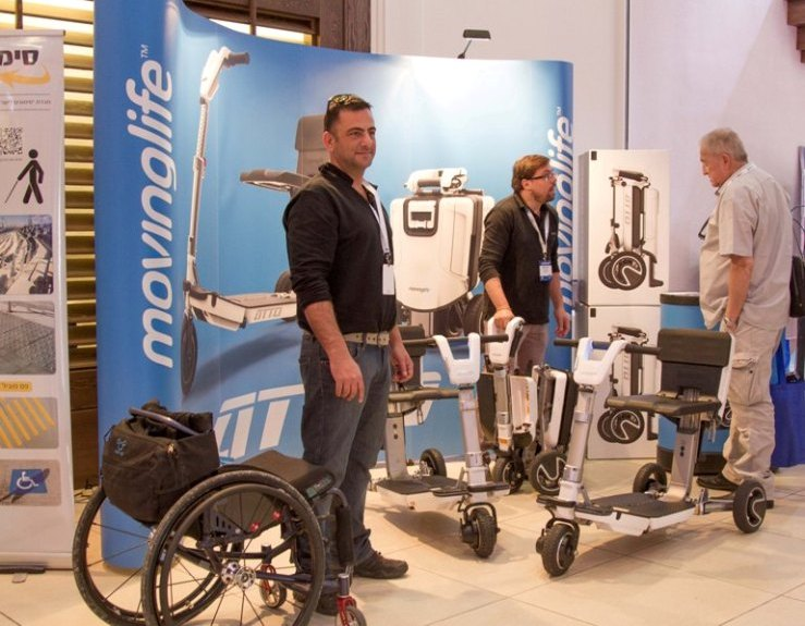 exhibition of progressive and essential accessibility solutions by accessibility providers