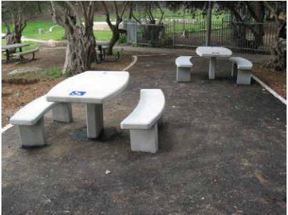 Accessible Picnic Area