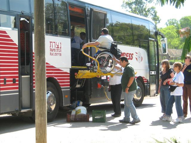 The accessible bus