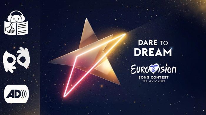 dare to dream - eurovision song contest - tel aviv 2019